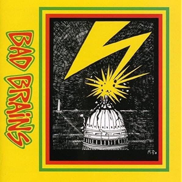 Bad Brains album cover